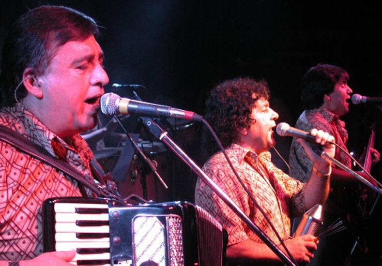 Los Palmeras actuarán el domingo junto a Sergio Torres