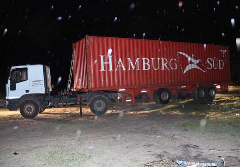 Procesaron al Chueco Villalba por el camión con drogas