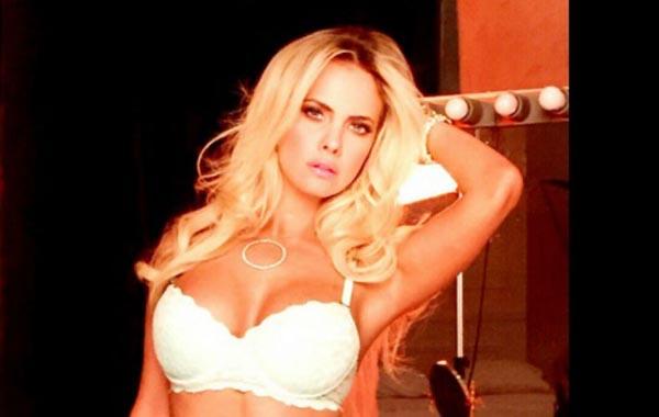 Alejandra Maglietti, pura sensualidad.