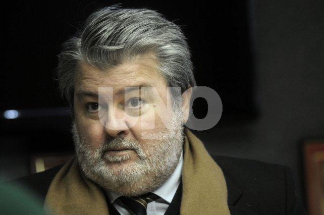 Seguro. El fiscal García confía en que seguirá en su cargo