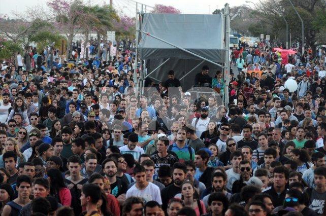 El público dijo presente, como es una característica año tras año en uno de los eventos más convocantes de la región.