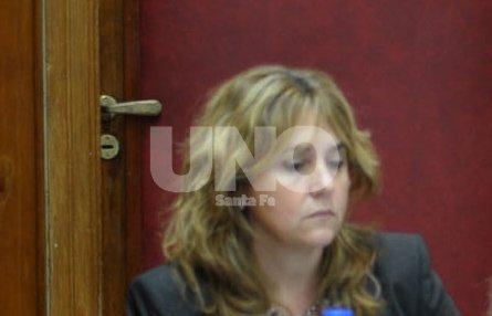 Mariela Jimènez, fiscala del caso Serena Martínez