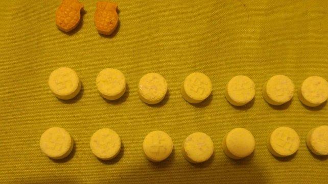 <div>Las pastillas que vendían en el club social y deportivo.<div><br></div></div><div></div>