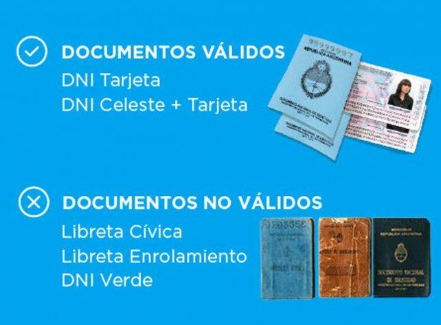 El DNI digital será el único válido para viajar a Sudamérica