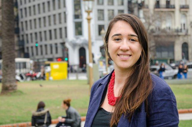 Anna Torres, directora de Wikimedia estará este jueves en Santa Fe.