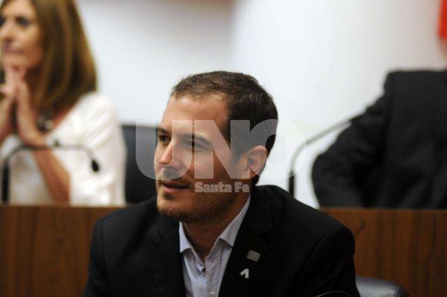 Iniciativa. El proyecto fue presentado por el concejal Franco Ponce de León