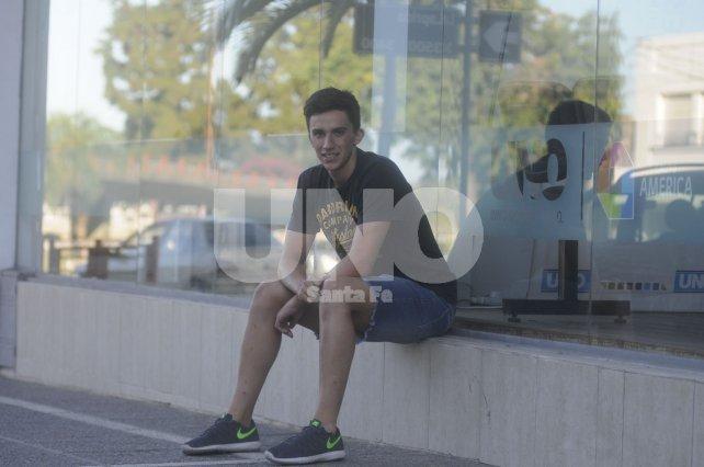 Leonardo Gómez compartió las sensaciones de esta experiencia internacional con Ovación.