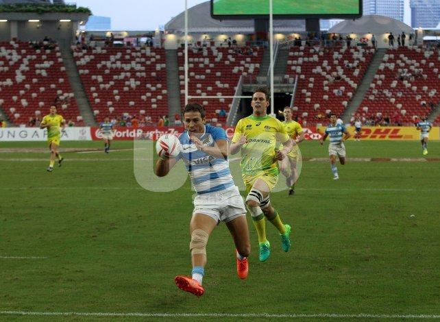 Mundial de rugby: el grupo de Los Pumas