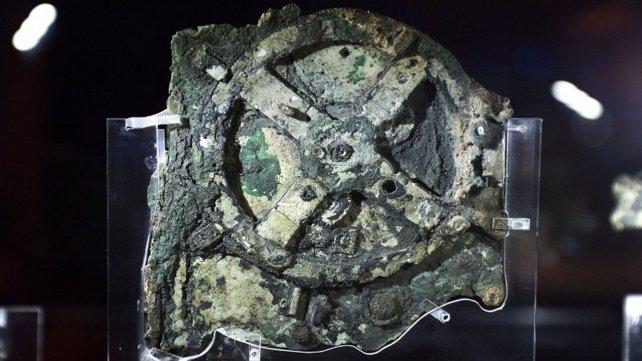 Google celebra 115 años del Mecanismo de Antikythera