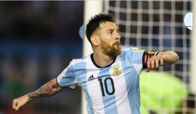El capitán seguirá siendo Lionel Messi.