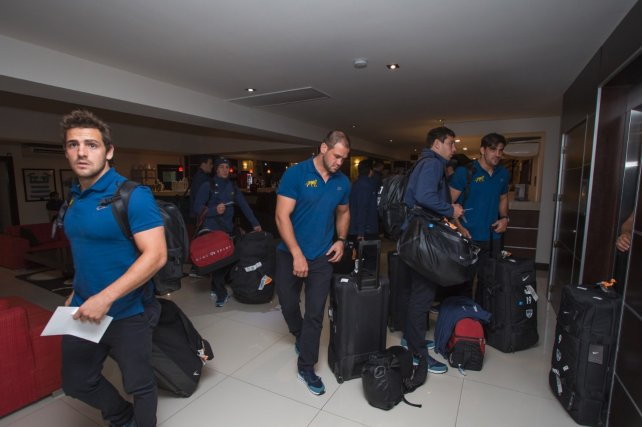 Un cambio para la revancha contra Inglaterra — Los Pumas