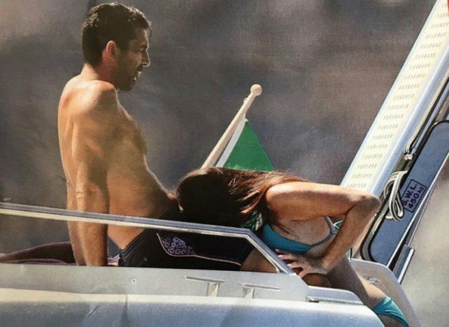 როგორ გამოიყურება ჯანლუიჯი ბუფონის თამამი და სექსუალური რჩეული ?