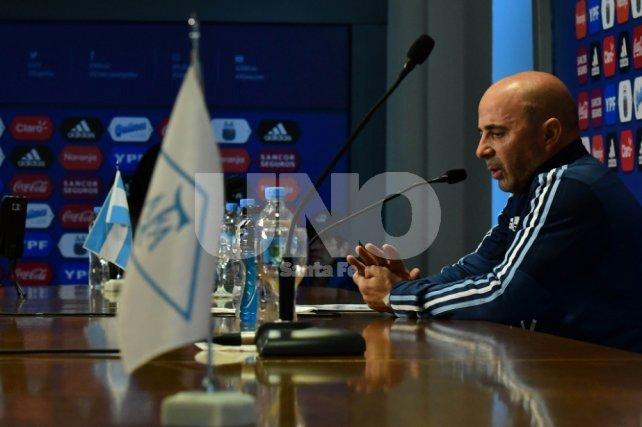 Sampaoli sabe que Uruguay será difícil para la albiceleste