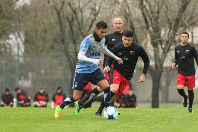 Los titulares de Vélez le ganaron 2-0 a Colón