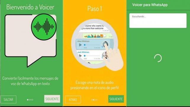 Atención usuario, ¿cómo convertir los audios de WhatsApp a texto?