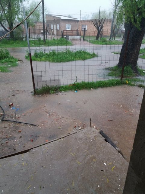 Fotografía enviada por Daniel de Barrio Pompeya
