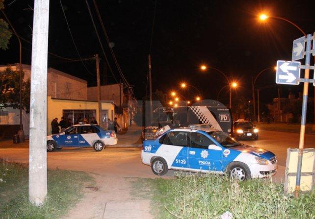 El imputado permanece detenido desde la noche del crimen ocurrido el 11 de octubre del 2014.