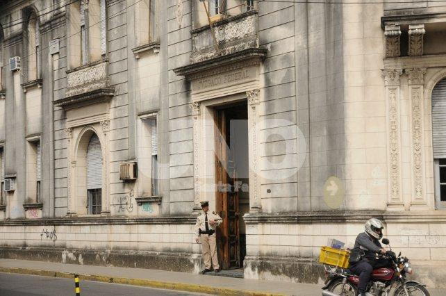 En el Juzgado Federal, en 2004, fue presentado el amparo judicial.