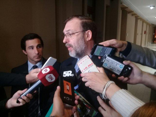 Jorge Nessier y Gonzalo Iglesias. Los dos acusaron a Ochoa por el crimen.