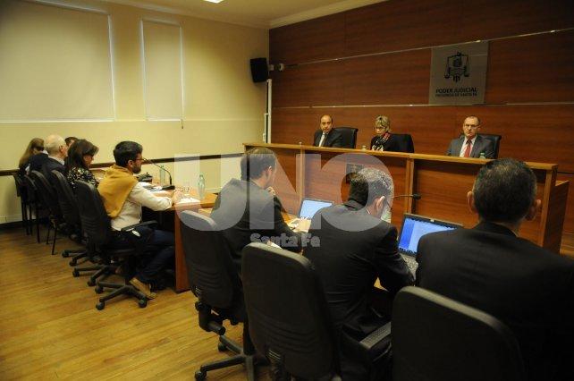 El juicio se reanudará el próximo 31 de octubre